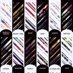 [PRE-ORDER] – Bookmarks – Limited